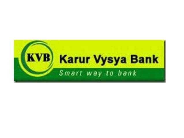 Karur vysya bank insurance policies