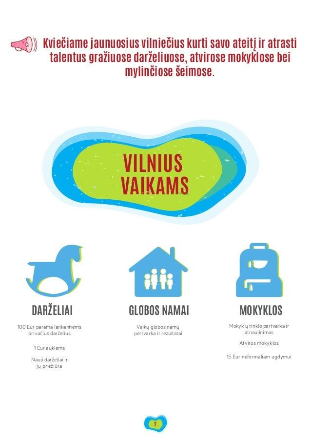 KVIEČIA VILNIUS Vilniaus miesto savivaldybės tarybos ataskaita 2015 Slide 2