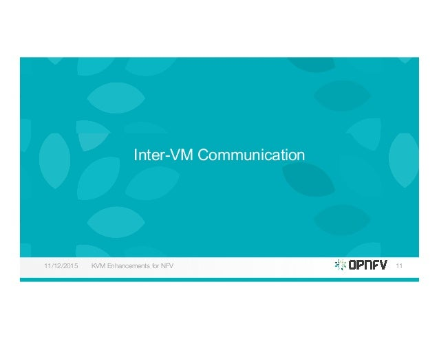 Kvm Enhancements For Opnfv on Nic Periodic Table