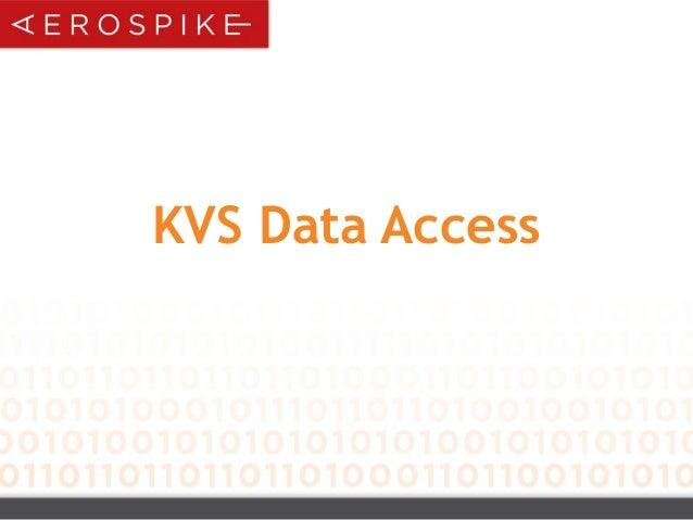 KVS Data Access