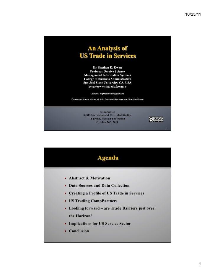 10/25/11                         Prepared for             SJSU International & Extended Studies                 IT group, ...