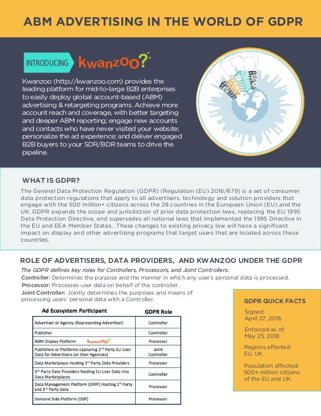 Kwanzoo (http://kwanzoo.com) provides the leading platform for mid-to-large B2B enterprises to easily deploy global accoun...