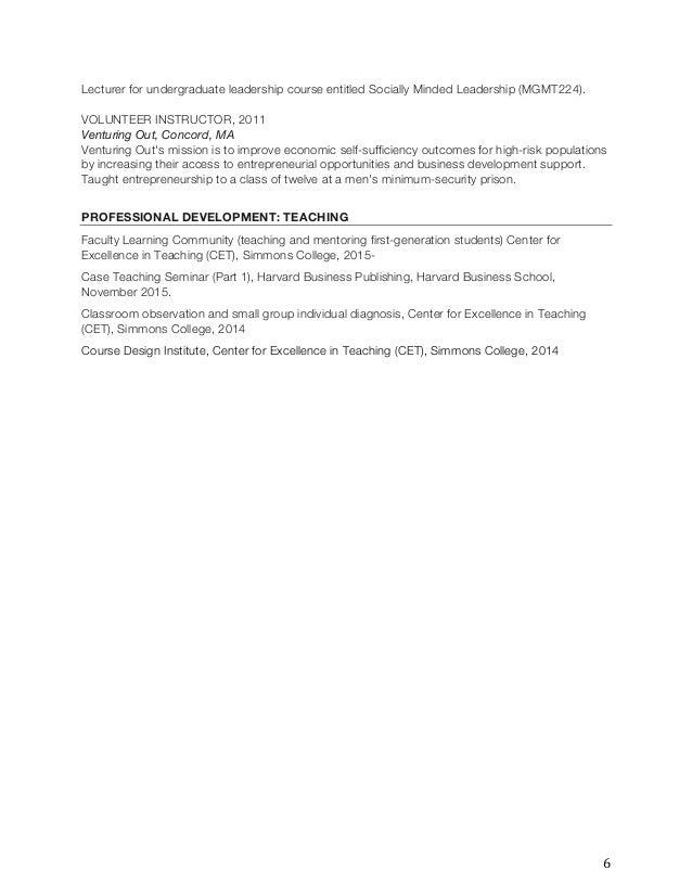 Atemberaubend Harvard Erweiterungsschule Lebenslauf Ideen - Entry ...