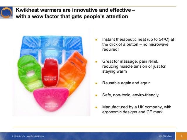 Reusable Button Heat Pack : Kwikheat instant reusable heat packs for cold pain