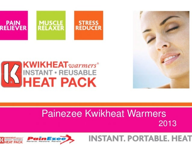 Painezee KwikheatKwikheat Warmers 2013