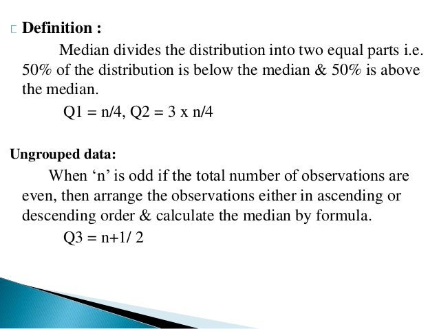 how to calculate mean median mode and standard deviation pdf