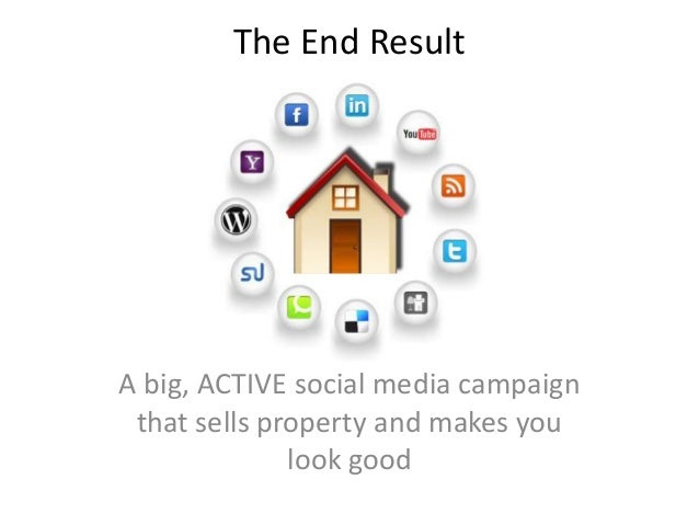 Social Media Marketing for Real Estate