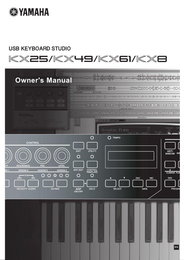 Owner's Manual                      EN
