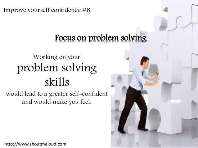 Improve Yourself Confidence #8 Working ...