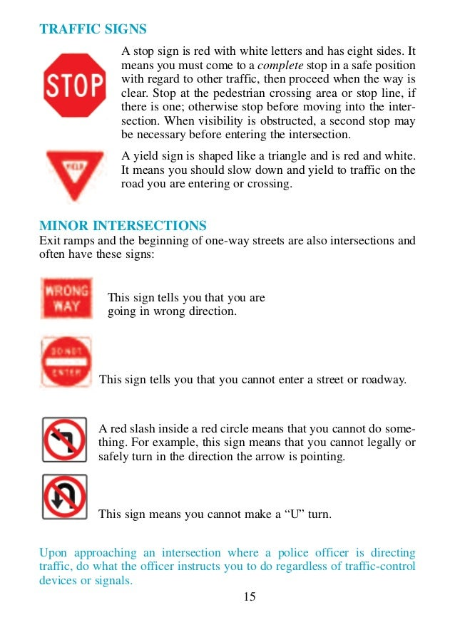 ky drivers manual