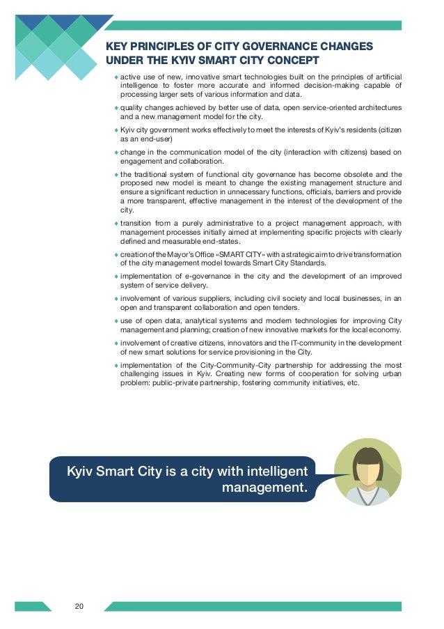 Kyiv Smart City Concept