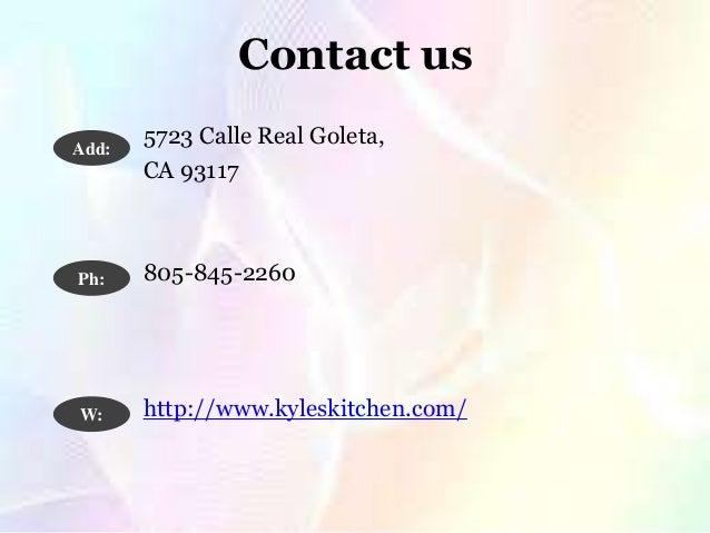 Kyle S Kitchen Ppt