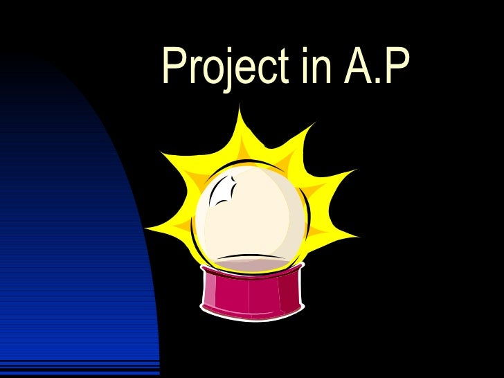 Project in A.P