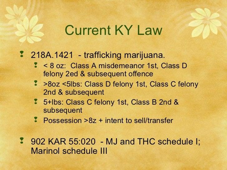 Kentucky and Medical Marijuana: 1 9% Must Get Stoned