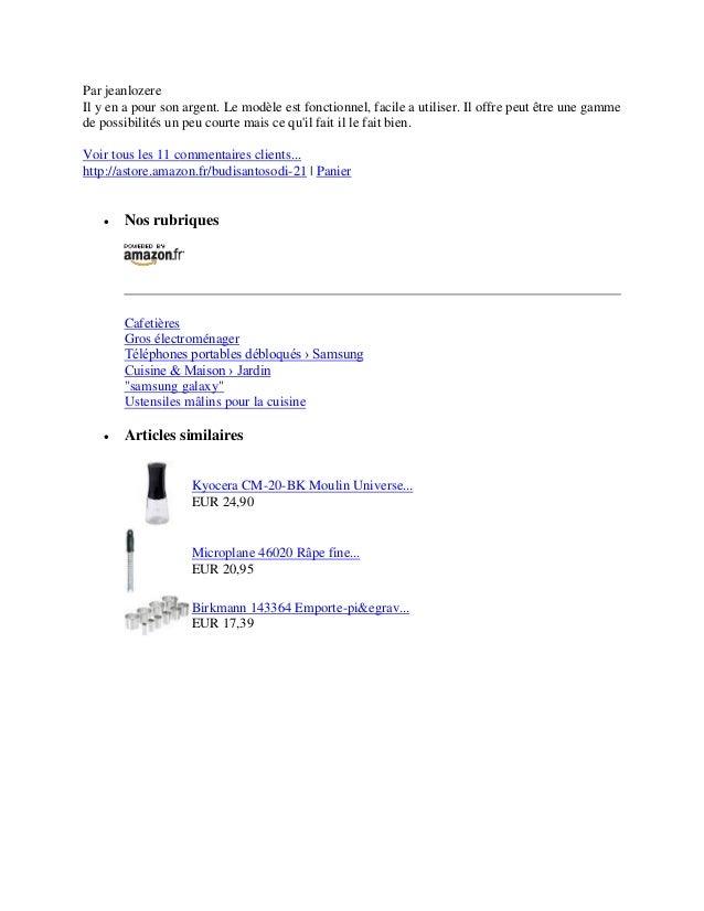 Kyocera csn  202-bk mandoline noire épaisseur réglable de 0,5 à 3 mm lame céramique Slide 3