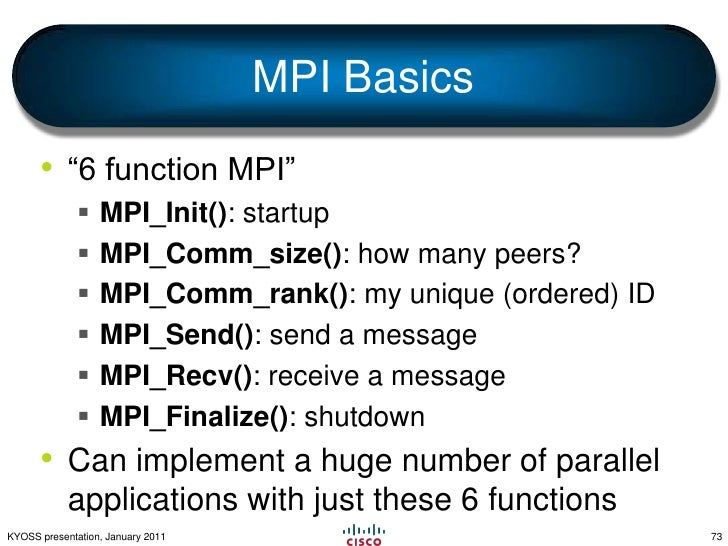 Mpi message passing interface pdf reader