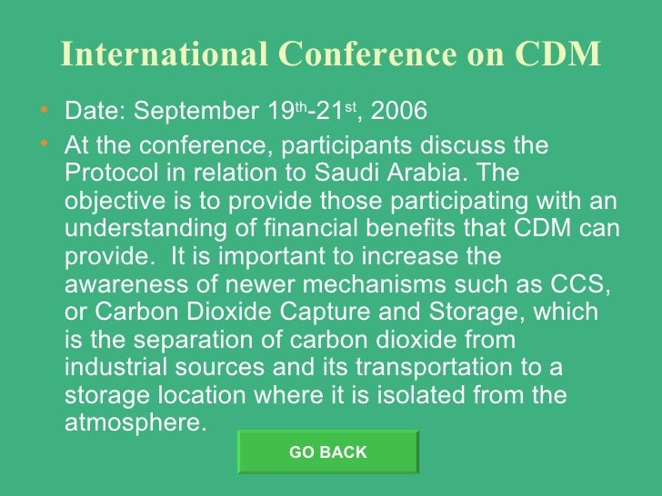 understanding the kyoto protocol While scientists are scrambling to understand more clearly the effects of   convention this is what happened in 1997 with the adoption of the kyoto  protocol.