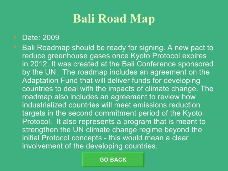 Kyoto and Beyond The Evolution of Multilateral Agreements on Climate