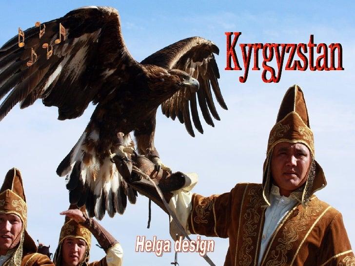 Kyrgyzstan Helga design
