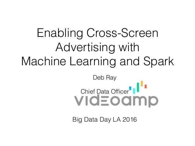 Enabling Cross-Screen Advertising with