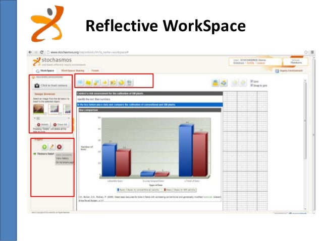 Reflective WorkSpace