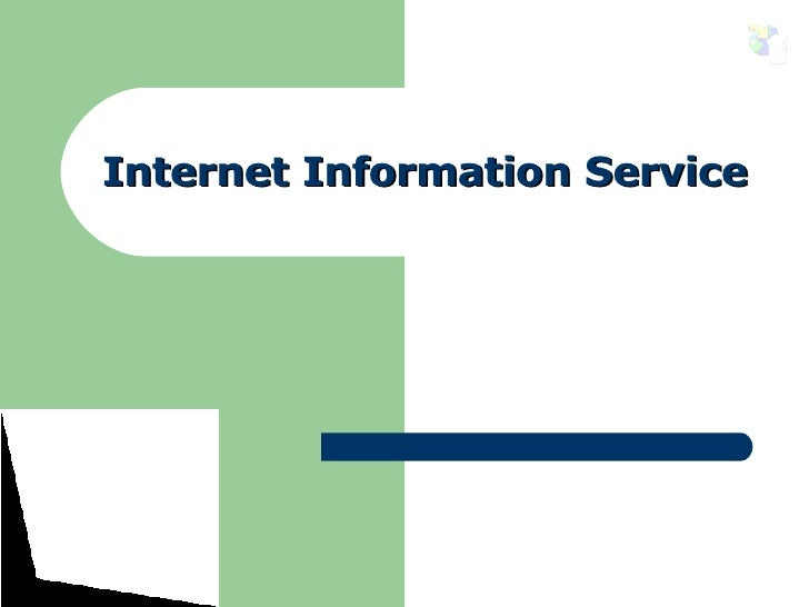 Internet Information Service