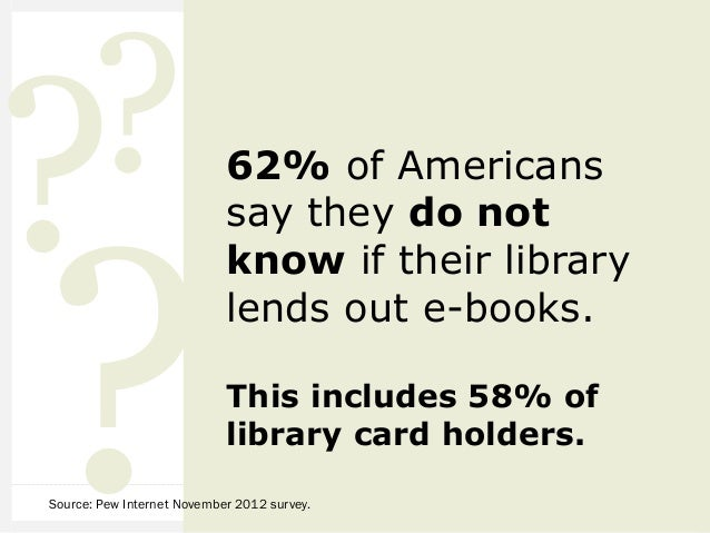 AT THE LIBRARY  Libraries as community spaces Among those who visited a library in-person in the past year, the % who did ...