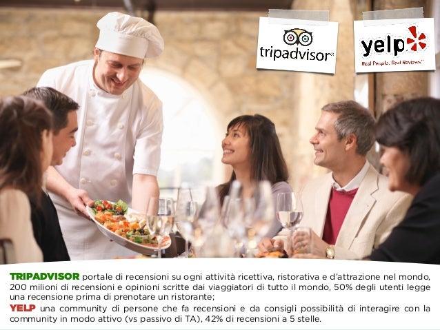 TRIPADVISOR portale di recensioni su ogni attività ricettiva, ristorativa e d'attrazione nel mondo, 200 milioni di recensi...