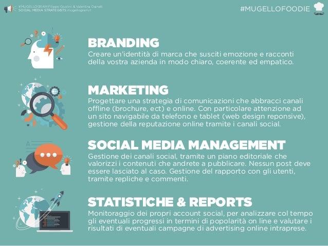 BRANDING Creare un'identità di marca che susciti emozione e racconti della vostra azienda in modo chiaro, coerente ed emp...
