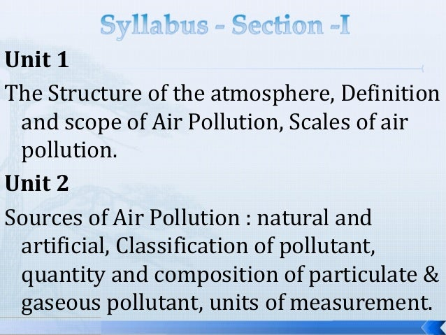 Air Pollution And Control Technologies By Anjaneyulu Pdf