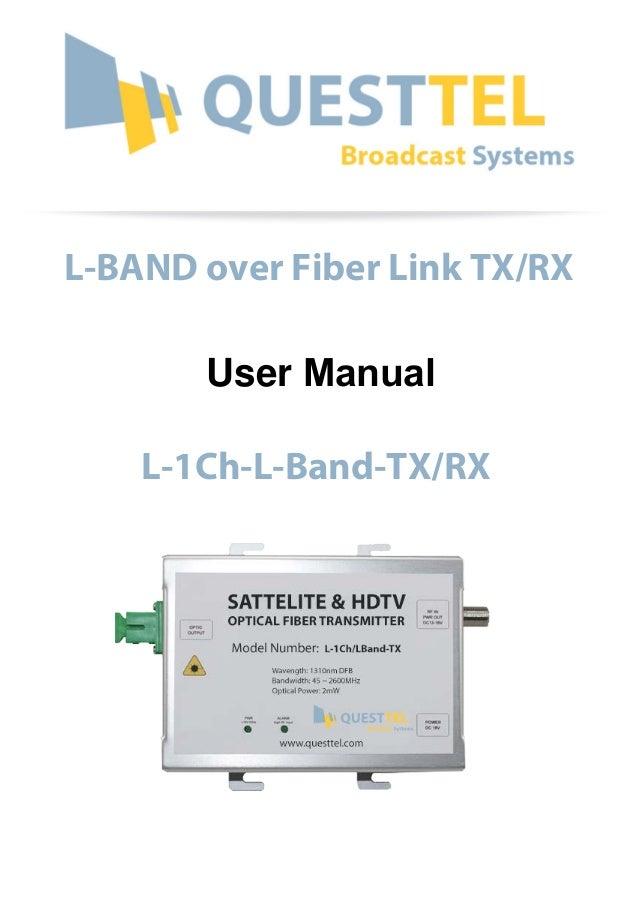 L-Band Over Fiber