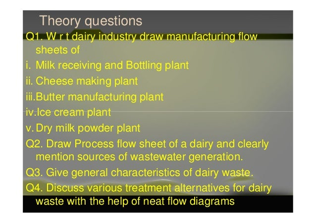 L dairy industry