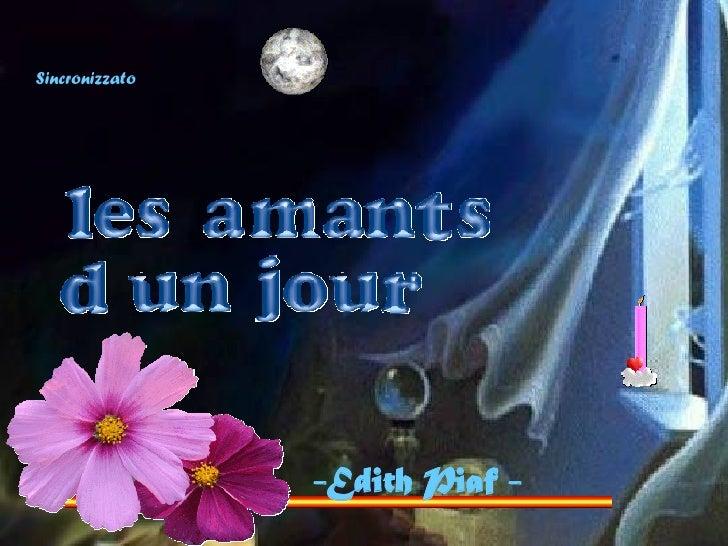 -Edith Piaf -  Sincronizzato