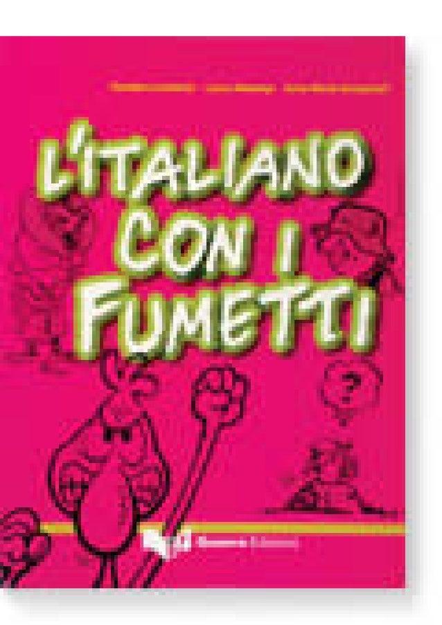 Porta anche l'ombrello! pagina63L'Italiano con i fumetti Porta anche l'ombrello! intermedio avanzato ai