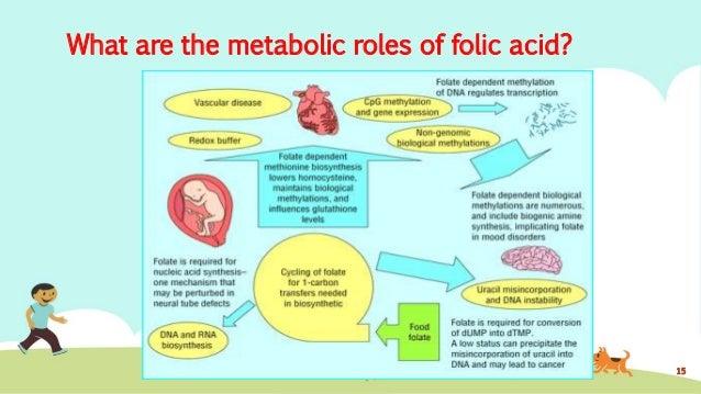 what is methylated folic acid