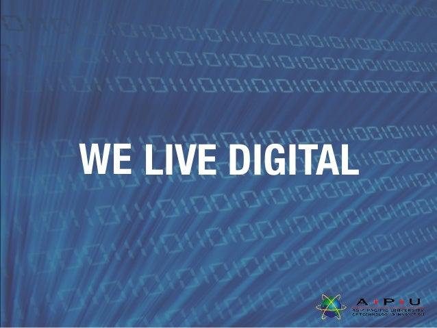 MISO L001 Digital Economy (2016) Slide 2