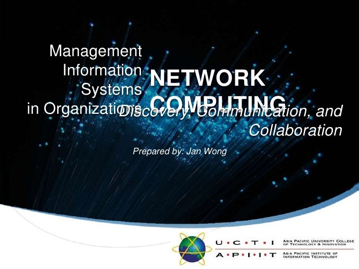 MISO L003 network computing