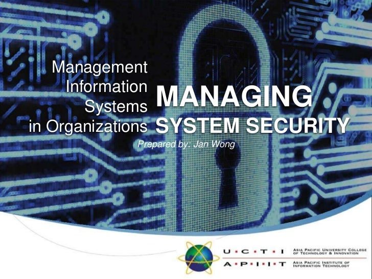MISO L007 managing system security