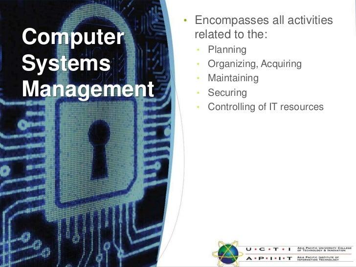MISO L007 managing system security Slide 3
