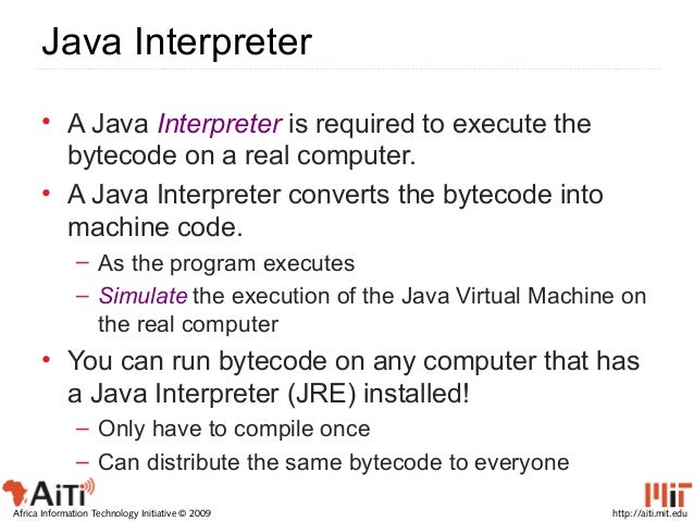 java programming language tutorial beginners pdf