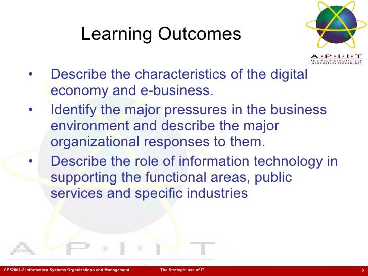 1 describe the characteristics of the digital economy and e business Soon, companies will buy only what is needed and pay as they go purchasing  what is  what the digital economy means for your business.
