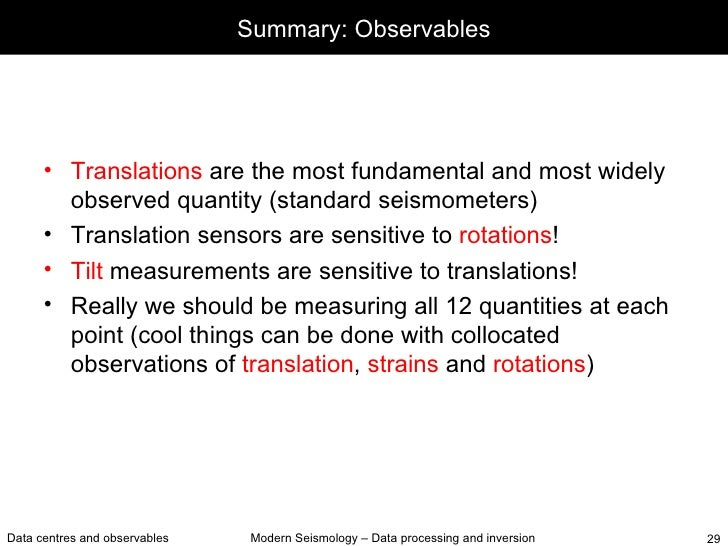 L02 Datacentres Observables