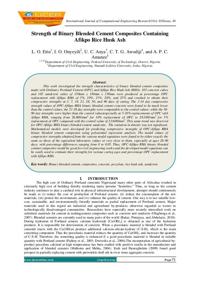 International Journal of Computational Engineering Research||Vol, 03||Issue, 4||www.ijceronline.com ||April||2013|| Page 7...