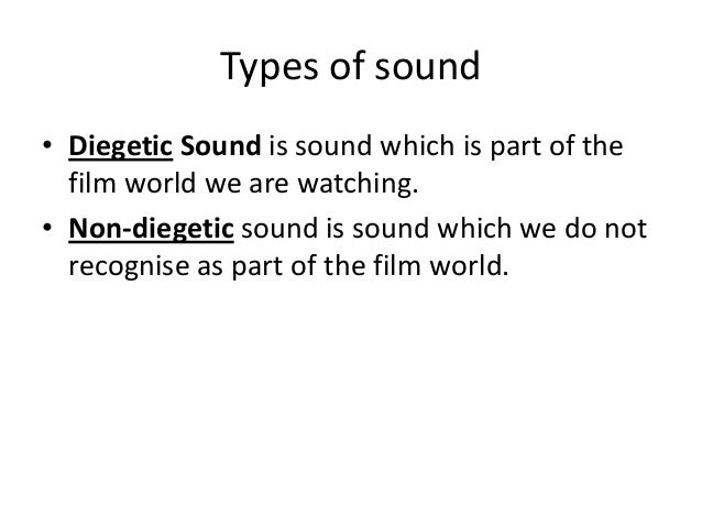 difference between diegetic and non diegetic sound essay 7 ways to use music to create mood and meaning onscreen  utilize both diegetic and non  take this video essay by the folks at the supremely entertaining.