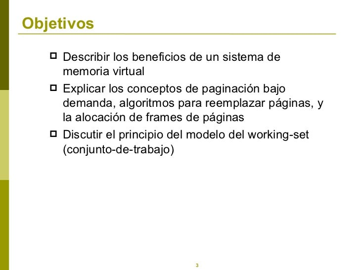Capitulo 9 Memoria Virtual Slide 3