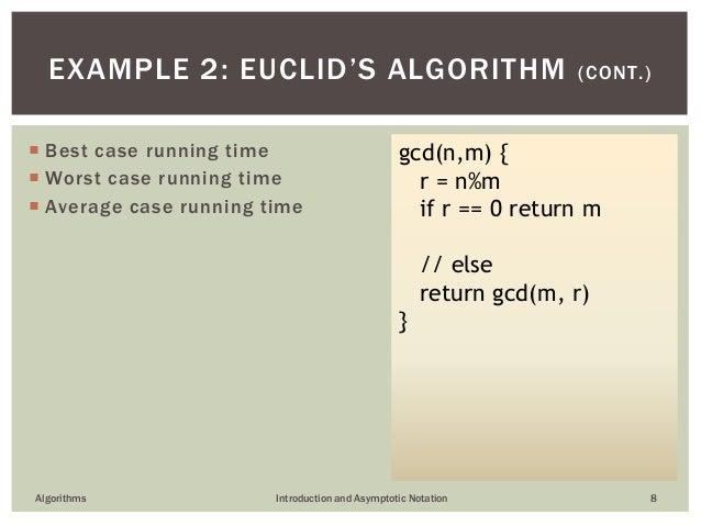 Asymptotic notations in algorithms pdf creator
