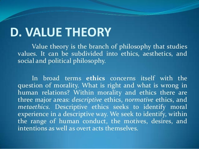 the value of philosophy 3 essay