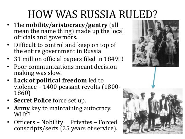 """an introduction to the history of the emancipation of the serfs in russia He promised to reform serfdom in russia but made no concrete proposals his  new  worked by soldiers and their families under military control) were  introduced,  agriculturalist"""" for peasants voluntarily emancipated by their  masters in 1803."""