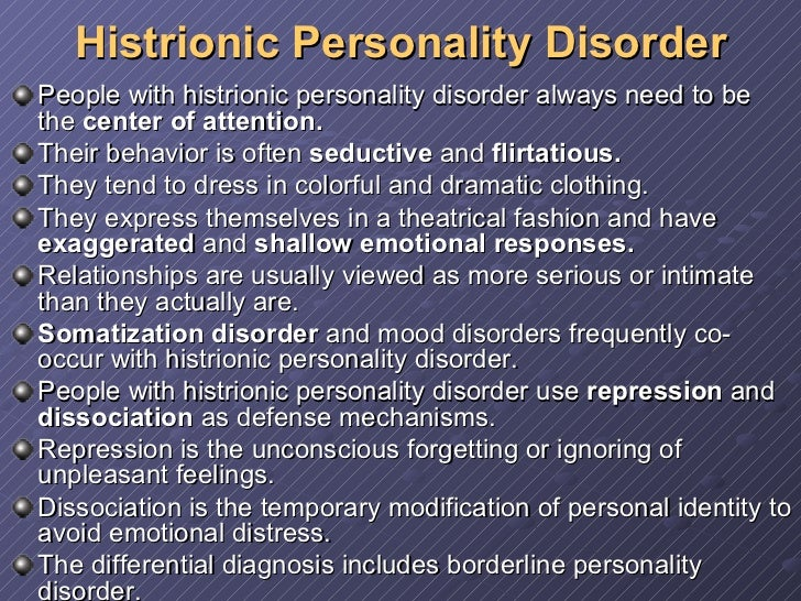 Dealing with Attention-Seeking Behavior in Borderline Personality ...