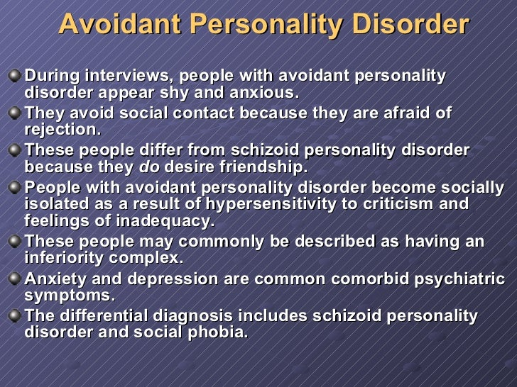 a description of the different types of personality disorders They may find it harder than other people to respond to the changes and  this  type of disorder includes paranoid personality disorder,.